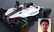 Galna Honda 2&4 skapades av svensken Martin Petersson