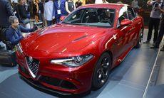 """Alfa Romeo Giulia QV – snabbare än M3 på """"Ringen"""""""