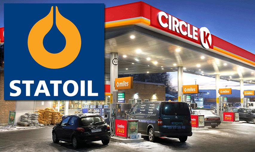 circle k statoil