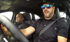 Se Ken Block utveckla nya Focus RS hos Ford