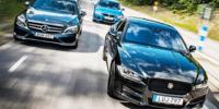 Test: BMW 320d xDrive, Jaguar XE 20d, Mercedes C 220