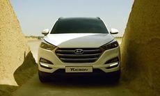 Hyundai Tucson klarar sandig krokfärd – mirakel eller bluff?