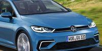 Nästa Volkswagen Golf på gång – kommer redan 2016