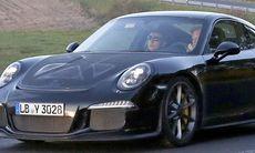Spion: Porsche 911 R – en GT3 med manuell låda