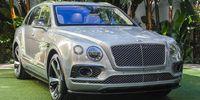 Bentley Bentayga lanseras genom att kopiera Volvo XC90