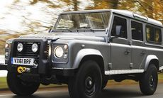 Land Rover Defender läggs ned 2016 – ersättaren fortfarande okänd