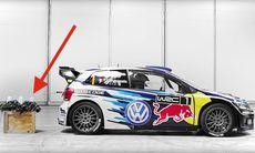 Sebastien Ogier och Volkswagen tänder första adventsljuset