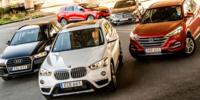 TEST: BMW X1, Audi Q3, Hyundai Tucson, Renault Kadjar, Mercedes GLA