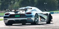 Koenigsegg om rekordförsök på Nürburgring 2016