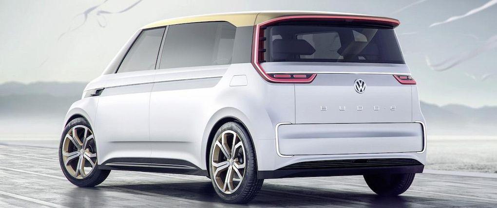 Volkswagen Budd-e – kaxiga elbilen som vill vara din kompis