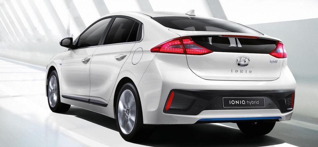 Hyundai Ioniq ska utmana Toyota Prius på allvar – kan det lyckas?