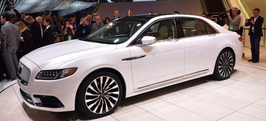 Officiell: Lincoln Continental får oss att vilja köra amerikanskt