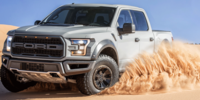 Ford F-150 SVT Raptor – the american dream