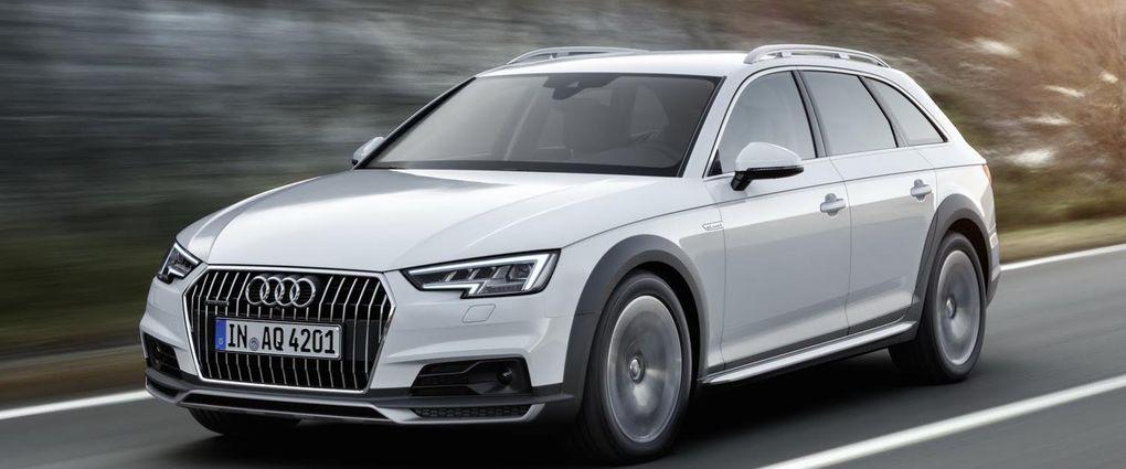 Officiell: Audi A4 Allroad lanseras till sommaren