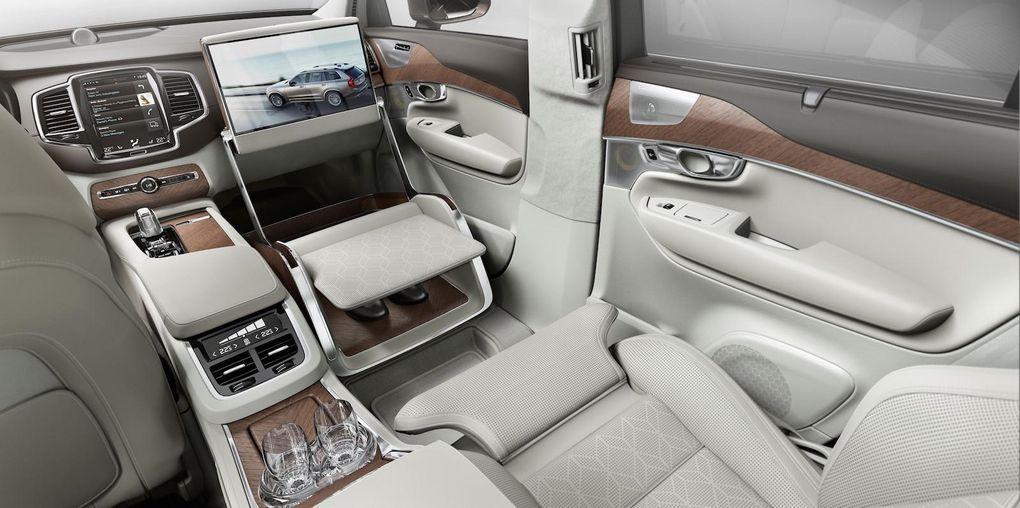 """Volvo har planer på """"exklusiv"""" avdelning för lyxiga modeller"""