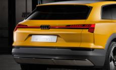 Audi h-tron quattro concept: Nollutsläpp med bränsleceller