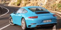 Prov: Porsche 911 Carrera – nu med turbo