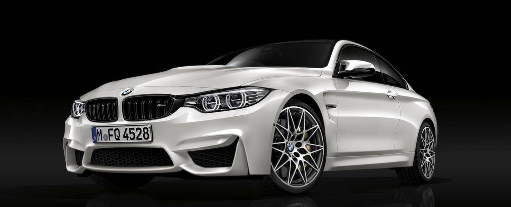 BMW M3 och M4 med Competition Package blir ännu snabbare
