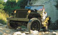 Krigsjeepen Willys MB fyller 75 år – men den hette inte Jeep