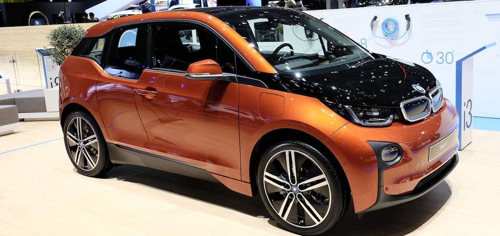 BMW i3 får betydligt längre räckvidd – omkring 20 mil