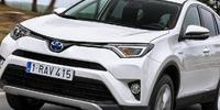 """Vi provkör Toyota Rav4 – nu som hybrid: """"Härlig att mysköra med"""""""