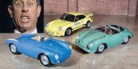 Jerry Seinfeld säljer tre Porsche för 85 miljoner kronor