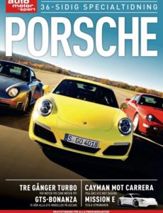 Porschebilaga