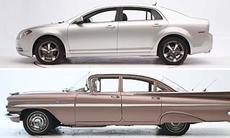 Så imponerande mycket bättre är en modern bil i krocktest