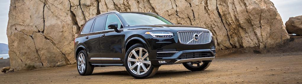 "Volvo XC90 T8 har blivit utsedd till ""Luxury Green Car of the Year"""