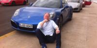 Vi provkör Porsche 911 Turbo S – snabbast någonsin