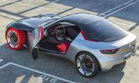 Opel GT Concept visar vägen till framtida sportbilar