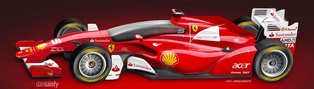 Formel 1-förares huvud skyddas av säkerhetsbur redan 2017