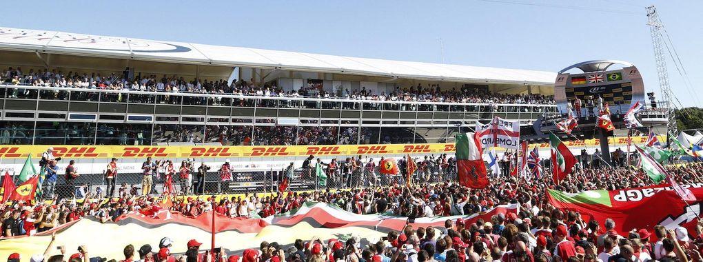 Följ med på läsarresa till Italien och F1 Grand Prix på Monza
