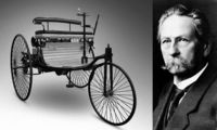 Bilen fyller 130 år – Carl Benz fick sitt patent 29 januari 1886