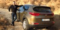 """Kia Sportage provkörd: """"Aldrig varit så liten skillnad mellan Kia och BMW"""""""