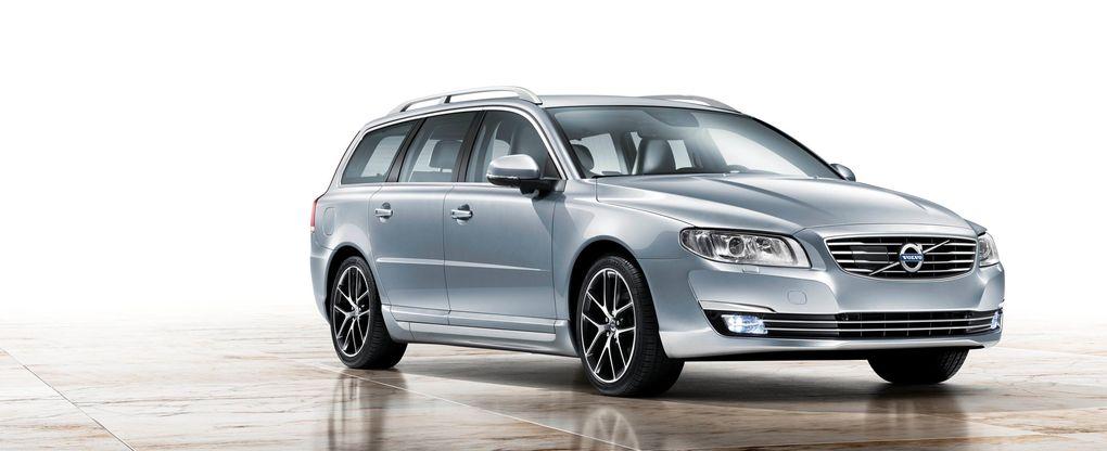 Bra start för Volvo – V70 och XC70 är fortfarande i topp