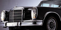 Mercedes 600 kan knipsa av ditt finger – på två sätt