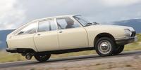 Jodå, Citroëns modeller med gasfjädring kunde köras på tre hjul