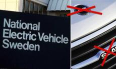 Nevs bilar får inte heta Saab