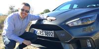 """Vi provkör nya Ford Focus RS: """"Väldigt lovande"""""""