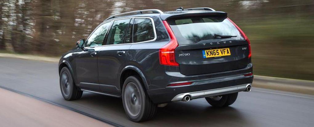 Volvo XC90 är långtestbil hos Autocar – ger både ris och ros