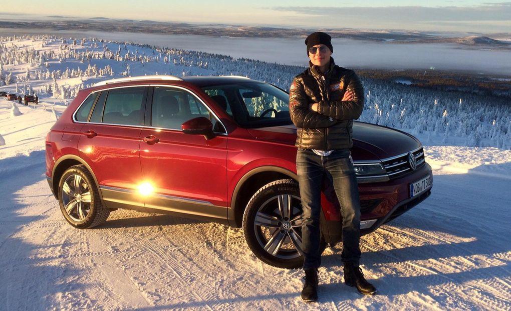 """Vi provkör Volkswagen Tiguan: """"Exakt så bra som du tror att den är"""""""