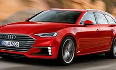 Nya Audi A6 blir en riktig teknikbomb