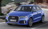 Audi RS Q3 performance ökar effekten till 367 hk