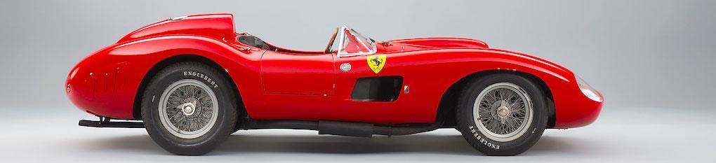 Ferrari 335 S Spider Scaglietti -57 blev världens dyraste bil – nästan