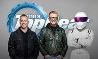 Vänner-stjärnan till Top Gear