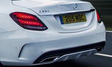 Mercedes C220 släpper ut 40 gånger mer vid kalla temperaturer