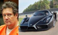 Tjock-Steffes Ferrari Enzo såldes för 15 miljoner kronor