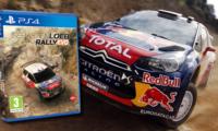 Tävla och vinn Sébastien Loeb Rally EVO