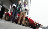 Ternström: Åk aldrig med i en Lancia Stratos